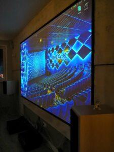 Уникальные углы обзора краски Le Vanille Screen HGC